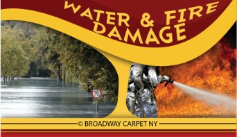 Water and Fire Damage - New york city