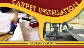 Carpet Installation - Manhattan 10008