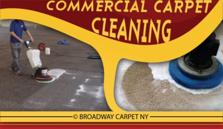 Commercial Carpet Cleaning - Manhattan 10008