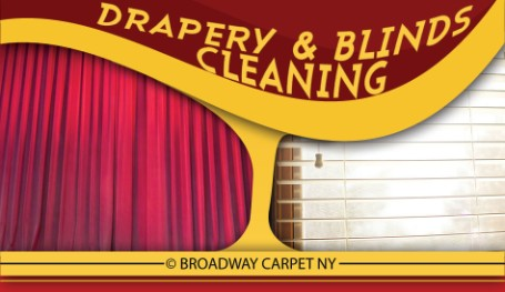 Drapery and Blinds Cleaning - New york city