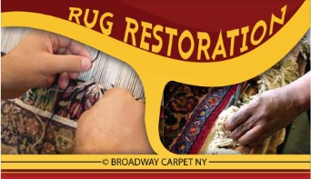 Area Rug Restoration - New york city